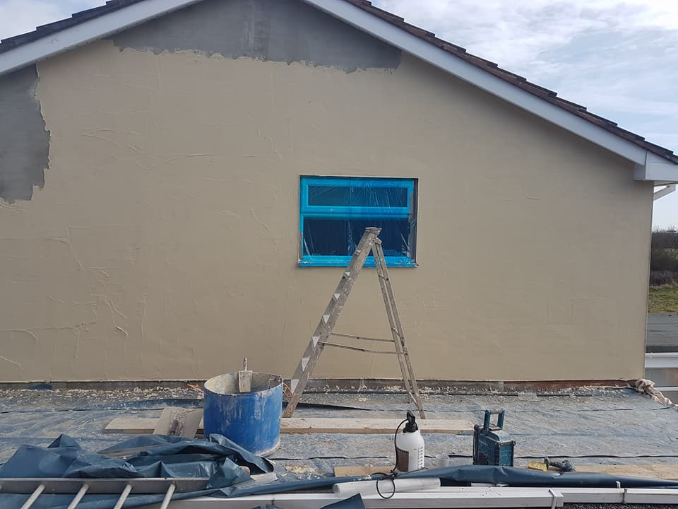 Rendering Services Wellington and Taunton - Wellington Plastering - Based In Somerset